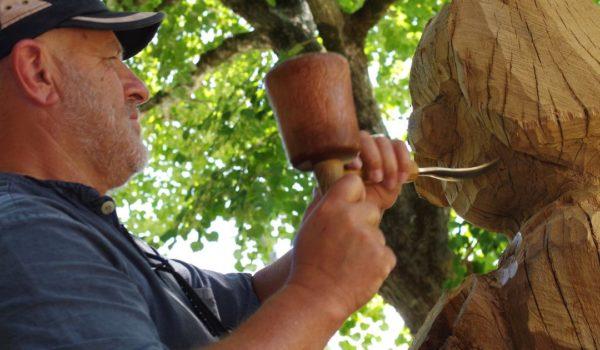 Boub'arts – Sculpteur sur bois