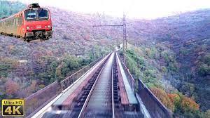 12 trains circulent à ce jour entre Béziers et Bédarieux!!!!!